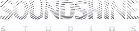 soundshine studios logo fondo blanco