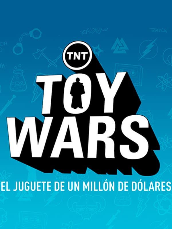 toy wars el juguete de un millon de dolares portada